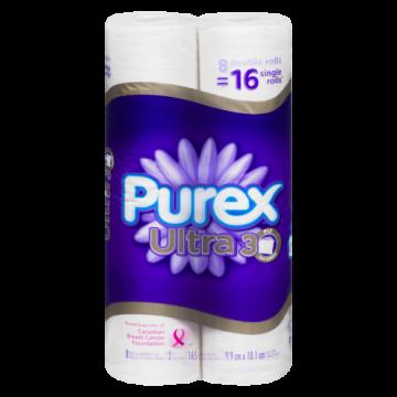 PUREX ULTRA DOUBLE 8 ROLL