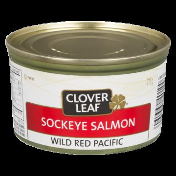 CLOVERLEAF SOCKEYE SALMON -...
