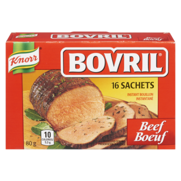BOVRIL BEEF PACKETS - 16 Pack