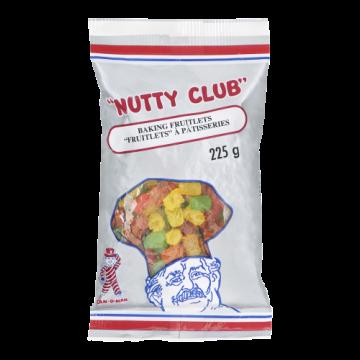 NUTTY CLUB FRUITLETS - 225...