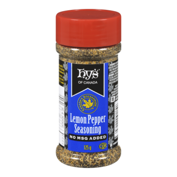 HYS LEMON PEPPER - 125 Gram