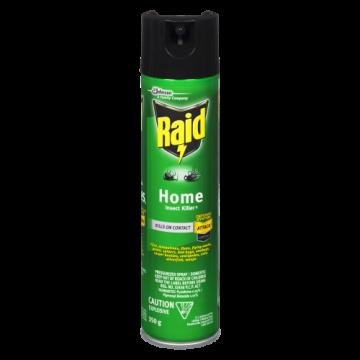 RAID HOME INSECT KILLER -...