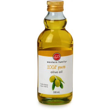 WF PURE OLIVE OIL - 500...