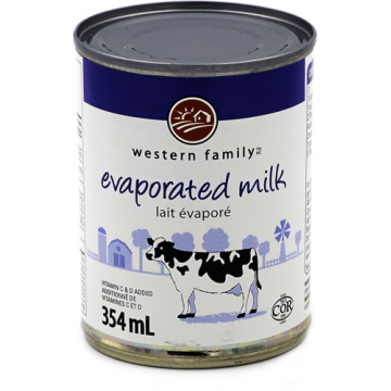 WF EVAPORATED MILK - 354...