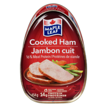 MAPLE LEAF COOKEDHAM - 454...