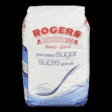 ROGERS FINE GRAN SUGAR - 2...