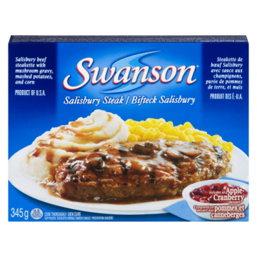 SWANSON SALSBURY STEAK...