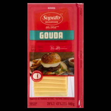 SAPUTO GOUDA CHEESE - 180 Gram