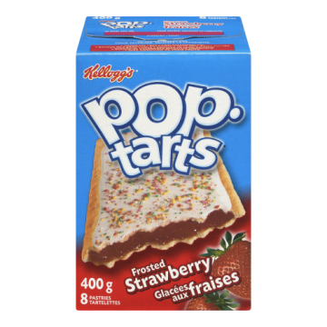 POP TARTS FROSTED...