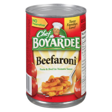 C.B.ARDEE BEEFARONI - 425 Gram