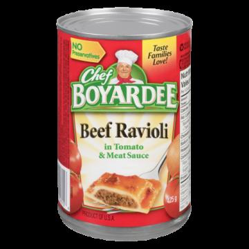C.B.ARDEE BEEF RAVIOLI -...