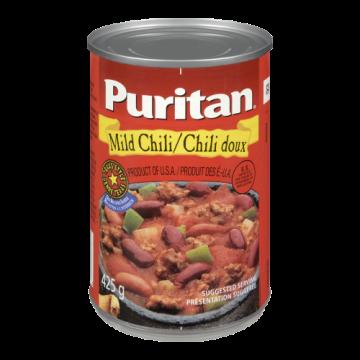 PURITAN MILD CHILI - 425 Gram