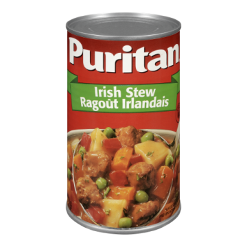 PURITAN IRISH STEW - 700 Gram