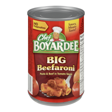 C.B.ARDEE BIG BEEFARONI -...
