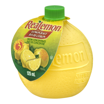 REALEMON PLASTIC LEMON...
