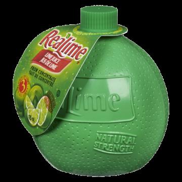 REALIME PLASTIC LIME JUICE...