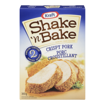SHAKE N BAKE PORK REGULAR -...