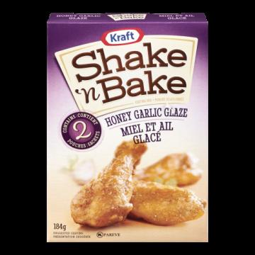 SHAKE N BAKE HONEY GARLIC -...