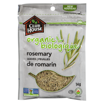 CH ORGANIC ROSEMARY LEAVES...