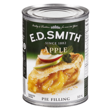 ED SMITH APPLE PIE FILLER -...