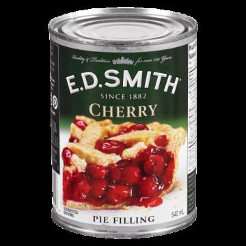 ED SMITH PIE FILL CHERRY -...