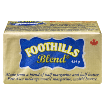 FOOTHILLS 50/50 BUTTER -...
