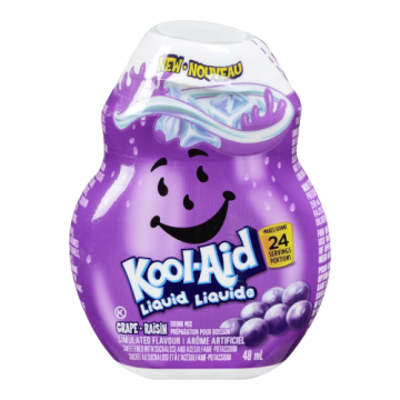 KOOLAID LIQUID GRAPE - 48...