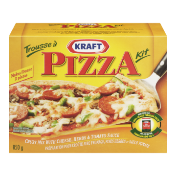 KRAFT CHEESE PIZZA MIX -...