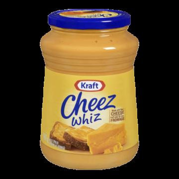 KRAFT CHEEZ WHIZ - 900 GR