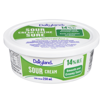 DAIRYLAND SOUR CREAM - 250...