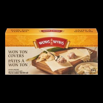WONG WING WONTON COVERS -...