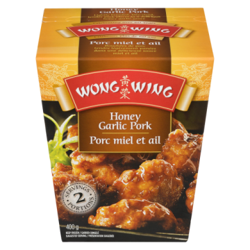 WONG WING HONEY GARLIC PORK...