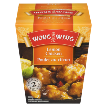 WONG WING LEMON CHICKEN -...