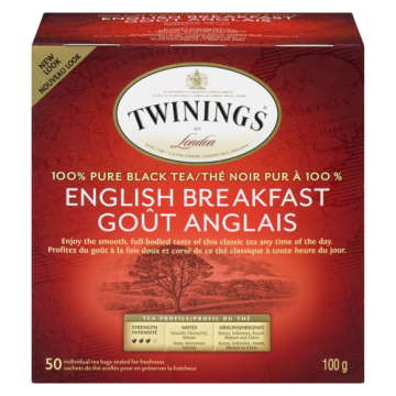 TWININGS ENGLISH BREAKFAST...