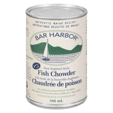 BAR HARBOR NEW ENGLAND FISH...