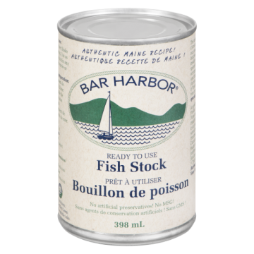 BAR HARBOR FISH STOCK - 398...