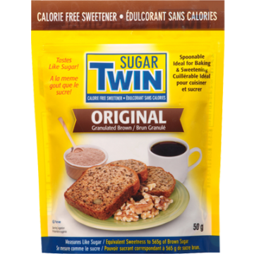 SUGAR TWIN BROWN BULK...