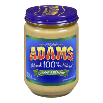 ADAMS OLD FASH NATURAL...