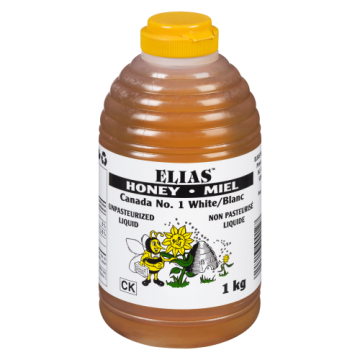 ELIAS LIQUID HONEY JAR - 1...