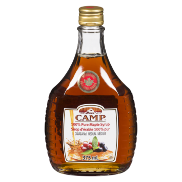 CAMP PURE MAPLE SYRUP - 375...