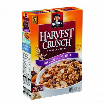 HARVEST CRUNCH RAISIN &...
