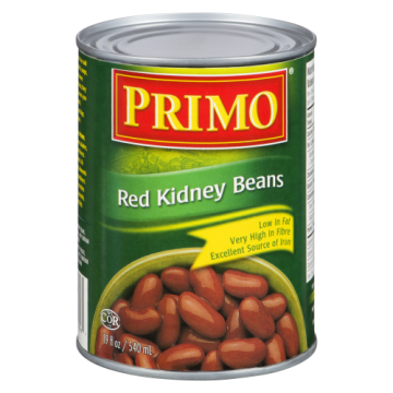 PRIMO RED KIDNEY BEANS -...