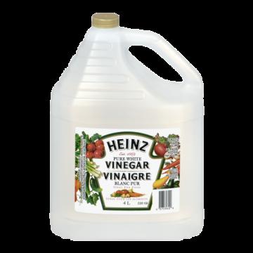HEINZ WHITE VINEGAR - 4 Litre