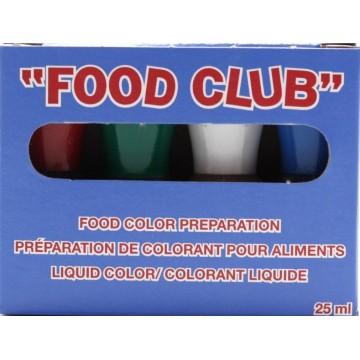 FOOD CLUB COLOR KIT - 25...