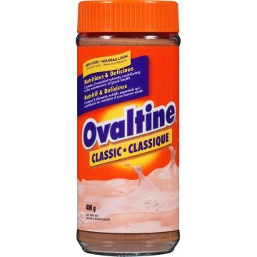 OVALTINE CLASSIC MALT DRINK...