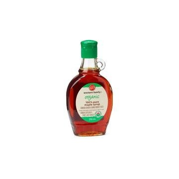 WN ORGANIC MAPLE SYRUP -...