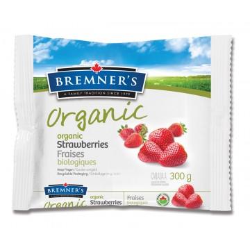 BREMNERS ORGANIC...