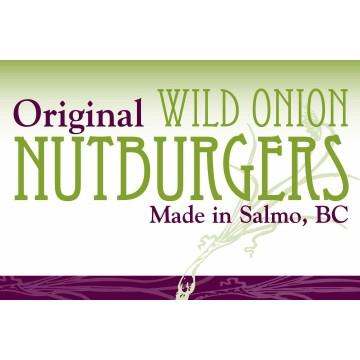 WILD ONION NUTBURGERS...