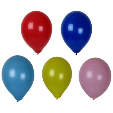 12 PARTY BALLOONS