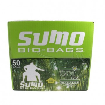 SUMO BIOBAGS KITCHEN - 50 Pack
